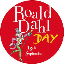 Celebrate Roald Dahl day reading his books. (1/2)
