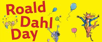 Celebrate Roald Dahl day reading his books. (2/2)